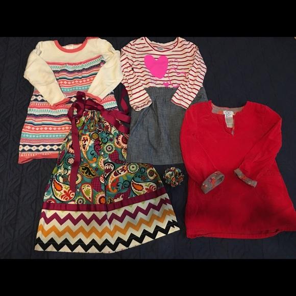 073669b280e04 Lot of Toddler Girl Dresses 3T